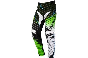 KENNY kalhoty PERFORMANCE 16 black/green