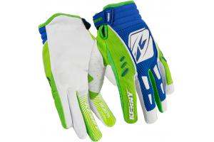 KENNY rukavice TRACK 16 green/blue