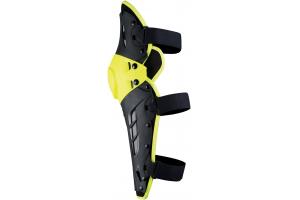 KENNY chránič kolen TITANIUM 17 neon yellow