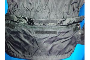 KENNY bunda TRACK 07 pánská black/grey