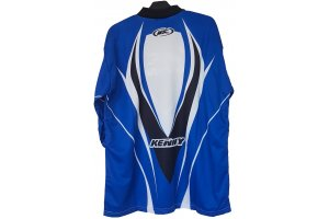 KENNY cyklo dres MANCHES 09 blue