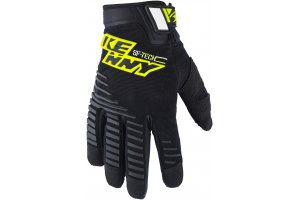 KENNY rukavice SF-TECH 18 black/neon yellow