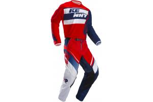 KENNY kalhoty TRACK 18 blue/white/red