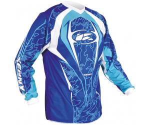 KENNY dres PERFORMANCE 10 Jungle blue