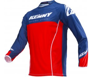 KENNY dres TITANIUM 19 red/navy