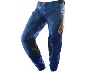KENNY kalhoty TITANIUM 19 gold/heather blue