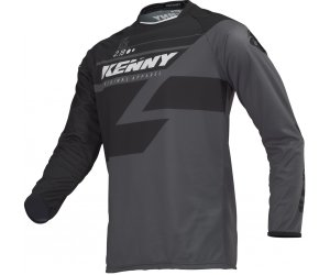 KENNY dres TRACK 19 black/grey