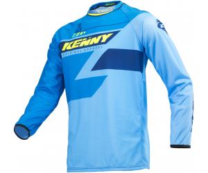 KENNY dres TRACK 19 detský full blue