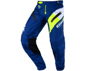 KENNY kalhoty TITANIUM 20 navy/neon yellow