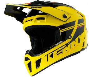KENNY přilba PERFORMANCE PRF 20 yellow/black