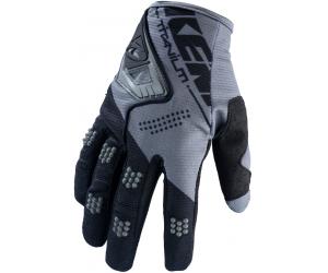 KENNY rukavice TITANIUM 20 black/grey