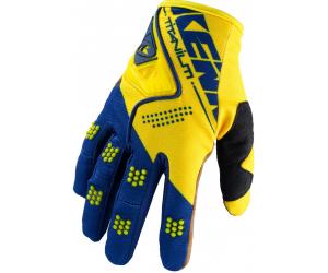 KENNY rukavice TITANIUM 20 yellow