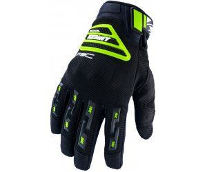 KENNY rukavice SF-TECH 20 black / neon yellow
