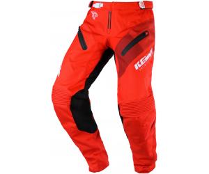 KENNY kalhoty TITANIUM 20 red