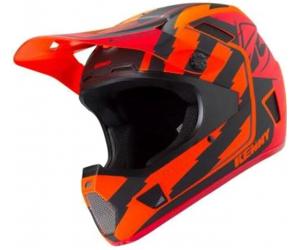KENNY cyklo přilba SCRUB 19 orange/black