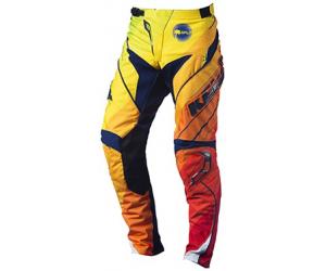 KENNY kalhoty PERFORMANCE 15 Split dětské red