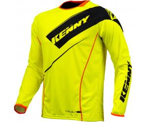 KENNY dres TITANIUM 16 neon yellow