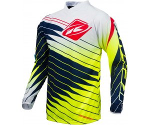 KENNY dres PERFORMANCE 16 blue / neon yellow