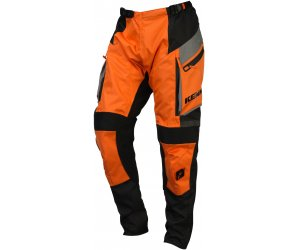 KENNY kalhoty ENDURO 16 orange/grey