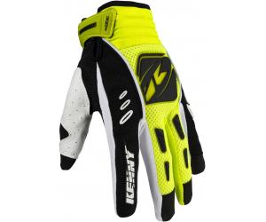 KENNY rukavice TRACK 16 dětské neon yellow