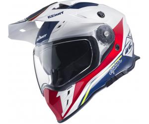 KENNY přilba EXPLORER 17 blue/white/red