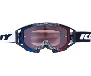 KENNY brýle TITANIUM 17 Granit blue/white/red