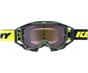 KENNY brýle TITANIUM 17 Granit neon yellow
