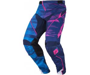KENNY kalhoty PERFORMANCE 17 blue/pink