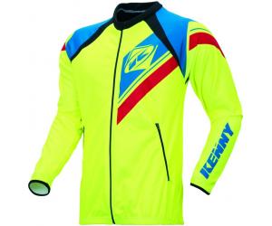 KENNY bunda ENDURO LIGHT 17 neon yellow/blue/red