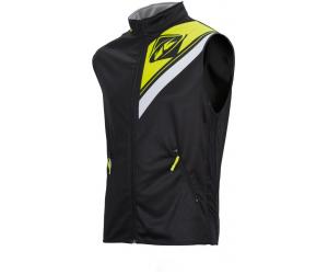 KENNY vesta ENDURO 17 black/neon yellow