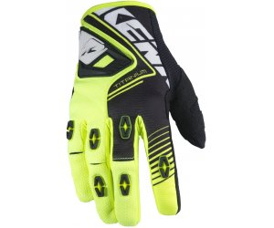 KENNY rukavice TITANIUM 17 neon yellow/black
