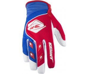 KENNY rukavice TRACK 17 dětské red/blue
