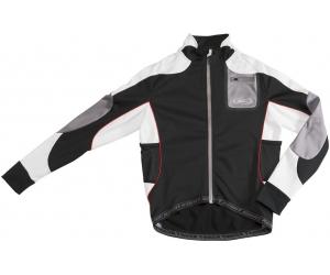 KENNY cyklo bunda SOFTSHELL TECK 12 black/grey