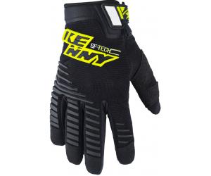 KENNY rukavice SF-TECH 18 black/neon yellow