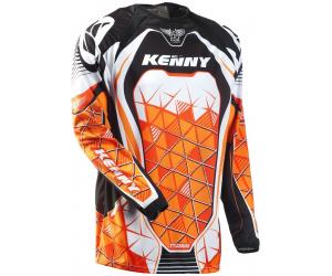 KENNY dres TITANIUM 11 Quadra orange