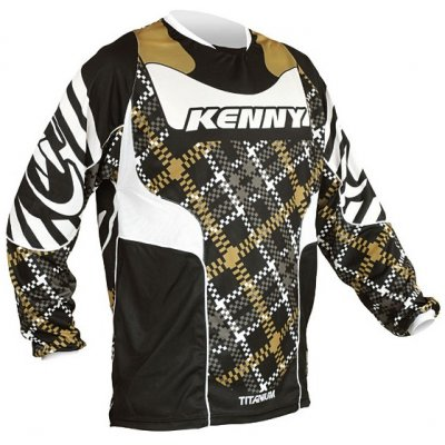 KENNY dres TITANIUM 10 digital gold