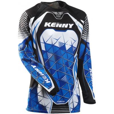 KENNY dres TITANIUM 11 Quadra blue