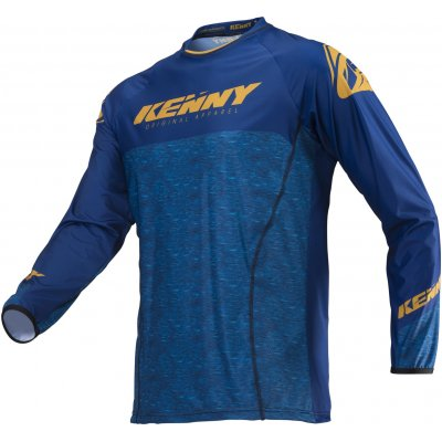 KENNY dres TITANIUM 19 gold/heather blue
