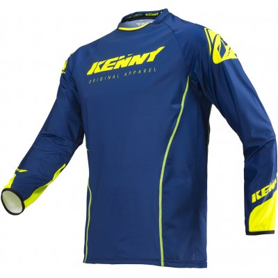 KENNY dres TITANIUM 19 navy/neon yellow