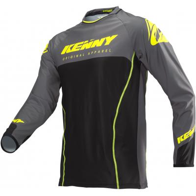 KENNY dres TITANIUM 19 neon yellow