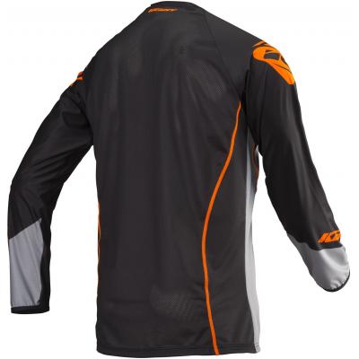 KENNY dres TITANIUM 19 orange/grey