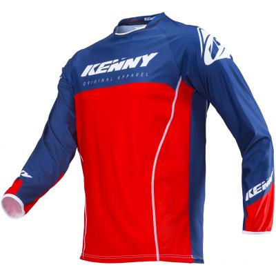 KENNY dres TITANIUM 19 red/navy