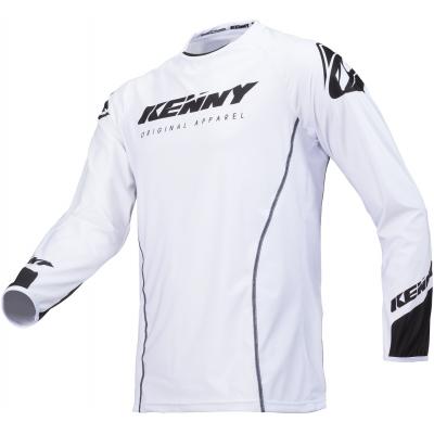 KENNY dres TITANIUM 19 white