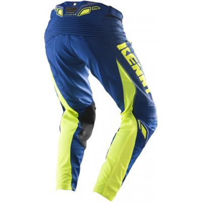 KENNY kalhoty TITANIUM 19 navy/neon yellow