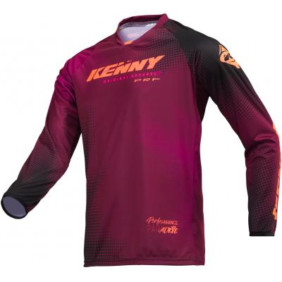 KENNY dres PERFORMANCE 19 paradise burgundy