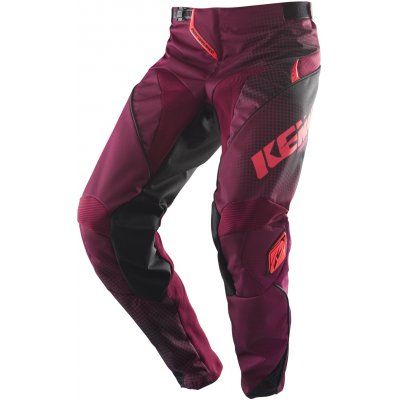 KENNY kalhoty PERFORMANCE 19 paradise burgundy