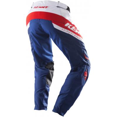KENNY kalhoty TRACK 19 navy/red