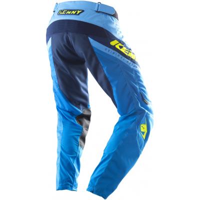 KENNY kalhoty TRACK 19 dětské full blue