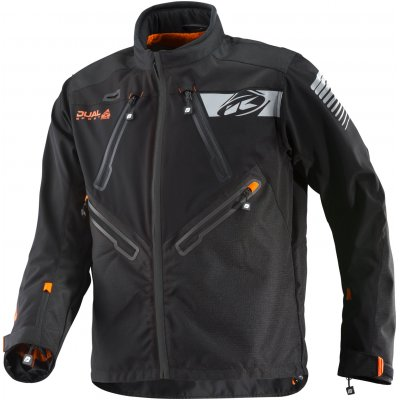 KENNY bunda DUAL SPORT 19 black / orange