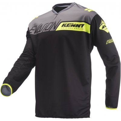 KENNY dres EVASION 19 black
